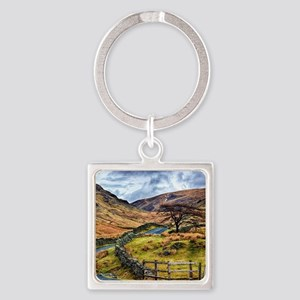 The Winding Way Keychains