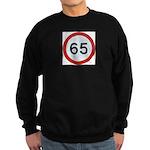 Speed sign 65 Jumper Sweater
