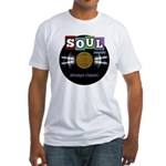Soul Music on Vinyl Record T-Shirt