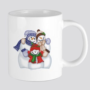 snowmanFAMILY Mugs