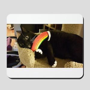 Over the Rainbow Mousepad