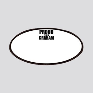Proud to be GRAHAM Patch