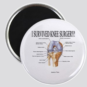 Knee Surgery Gift 3 Magnet