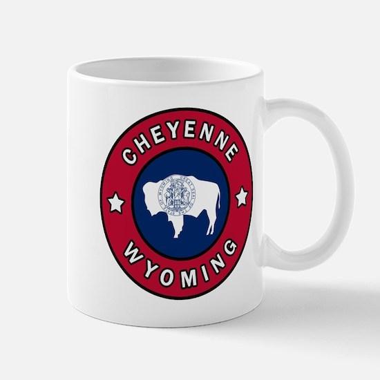 Cheyenne Wyoming Mugs