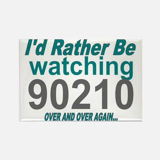 Cute 90210tv Rectangle Magnet