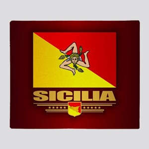 Sicilia Throw Blanket