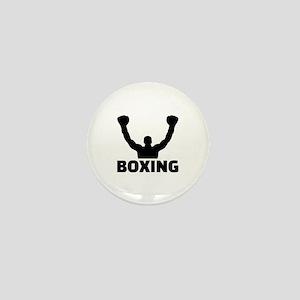 Boxing champion Mini Button