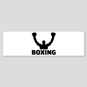 Boxing champion Sticker (Bumper)