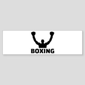 Boxing champion Sticker (Bumper)