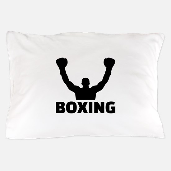 Boxing champion Pillow Case