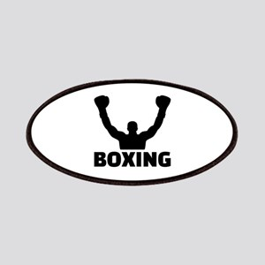 Boxing champion Patch