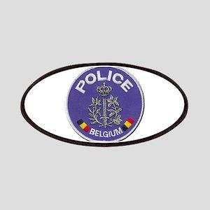 Belgium Police Patch