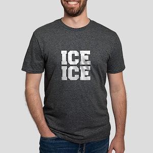 ice ice baby-Fre white T-Shirt