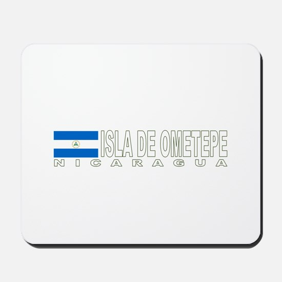 Isla de Ometepe, Nicaragua Mousepad