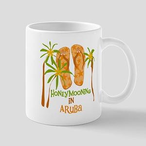 Honeymoon Aruba Mug