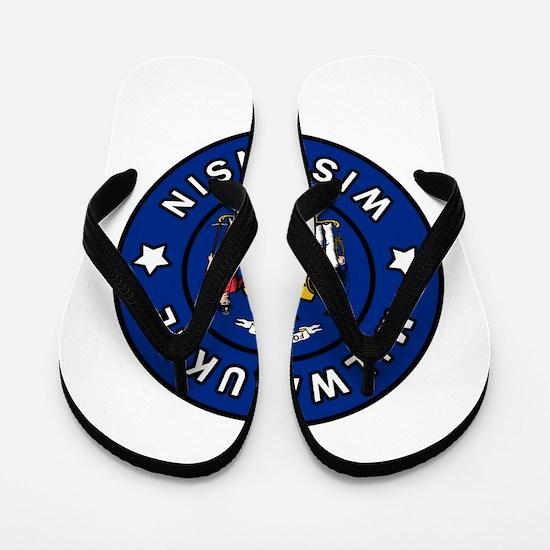 Milwaukee Flip Flops