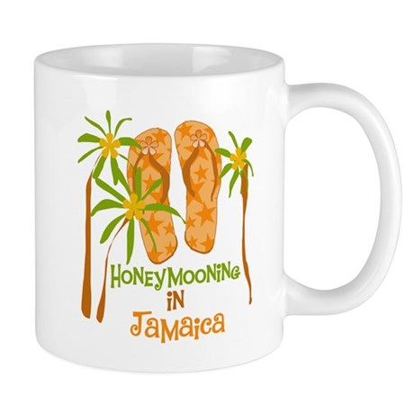 Honeymoon Jamaica Mug