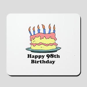 Happy 98th Birthday Mousepad