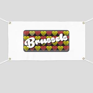 Brussels Heart Banner