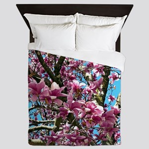Tulip Tree Queen Duvet