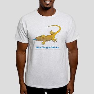 Blue Tongue Skinks Women's Dark T-Shirt