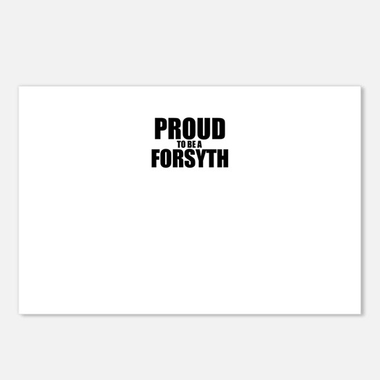 Proud to be FORSYTH Postcards (Package of 8)