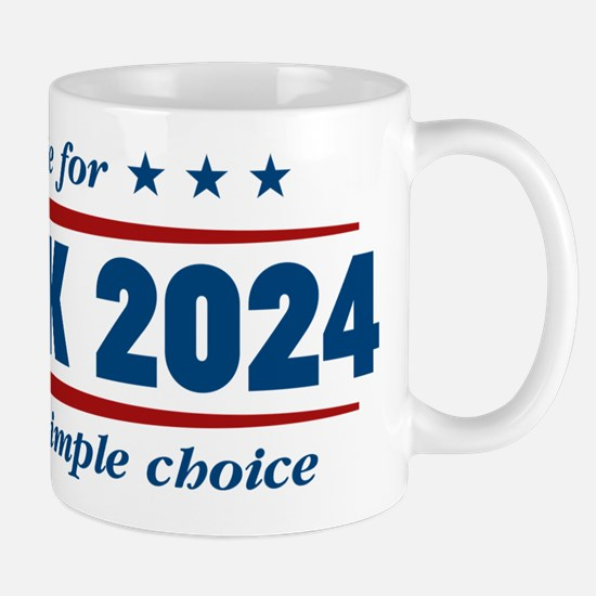 DS9 Vote Garak 2020 Mug