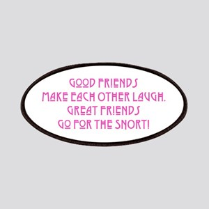 Great Friends - Snort Patch