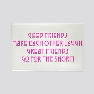 Great Friends - Snort Magnets