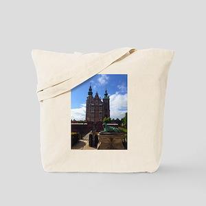 Rosenborg Castle Tote Bag