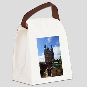 Rosenborg Castle Canvas Lunch Bag