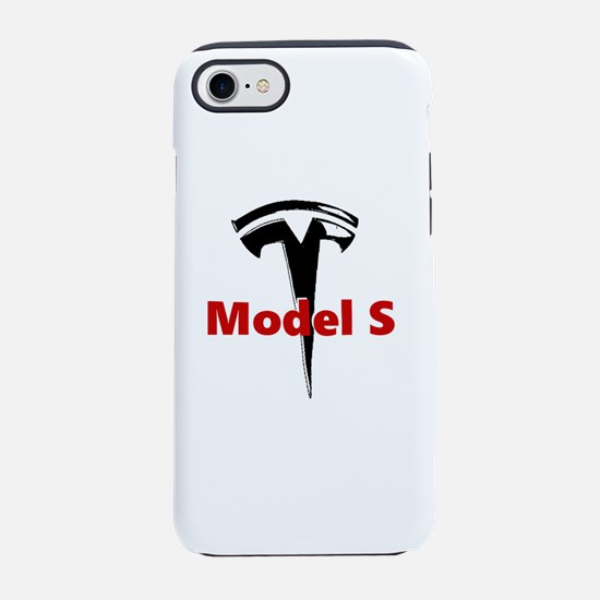Model S iPhone 8/7 Tough Case