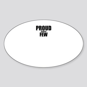 Proud to be FEW Sticker