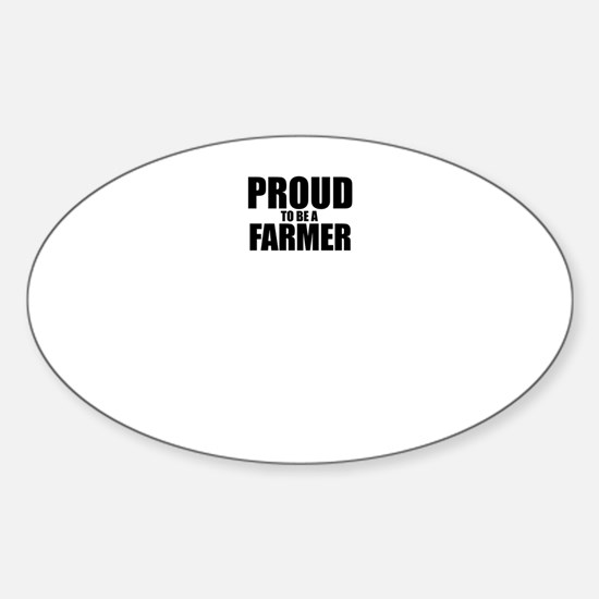 Proud to be FARMER Decal