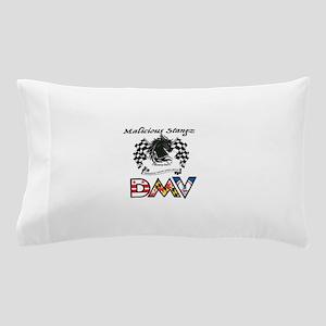 Malicious Stangz DMV Mustang Club Pillow Case