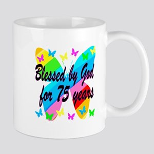 75TH PRAYER Mug