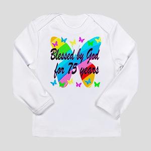 75TH PRAYER Long Sleeve Infant T-Shirt