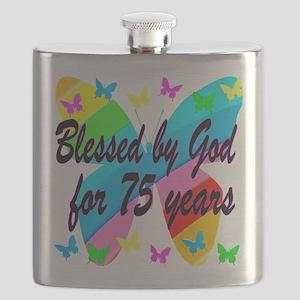 75TH PRAYER Flask
