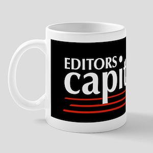 Capitalize Mug