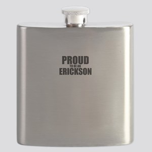 Proud to be ERICKSON Flask