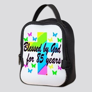 85TH PRAYER Neoprene Lunch Bag