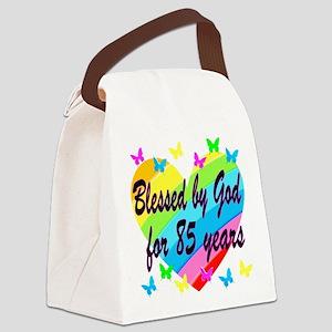85TH PRAYER Canvas Lunch Bag