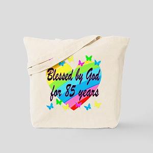 85TH PRAYER Tote Bag