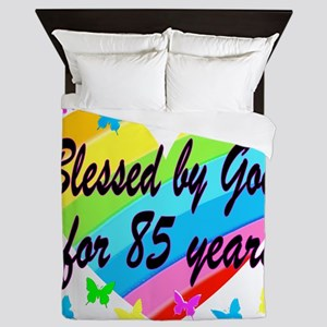85TH PRAYER Queen Duvet