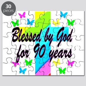 90TH PRAYER Puzzle