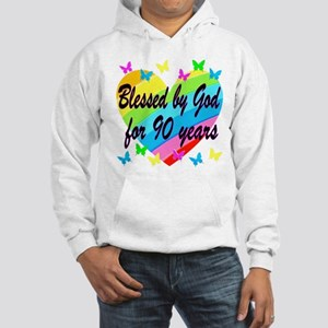 90TH PRAYER Hooded Sweatshirt