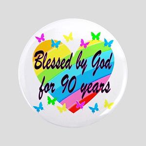 90TH PRAYER Button