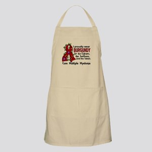 For Fighters Survivors Taken Multiple Myelom Apron
