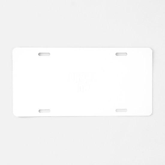 Proud to be EDEN Aluminum License Plate