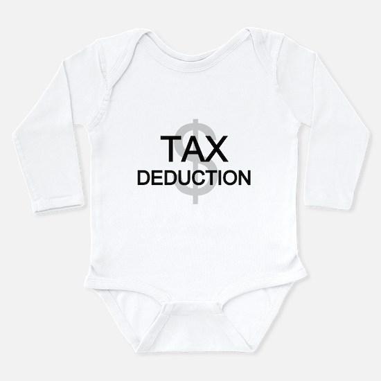 Tax Deduction Infant Bodysuit Body Suit